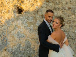 Le nozze di Ilaria e Sabatino