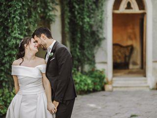 Le nozze di Tiziana e Luigi