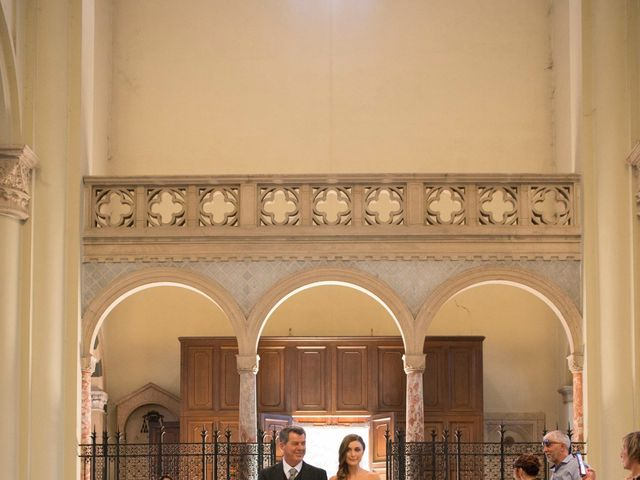 Il matrimonio di Ivan e Jennifer a Piacenza, Piacenza 17