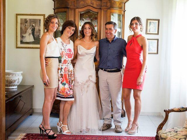 Il matrimonio di Alessandro e Annalisa a Lonato del Garda, Brescia 15