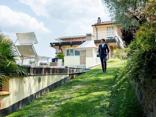 Il matrimonio di Alessandro e Annalisa a Lonato del Garda, Brescia 23