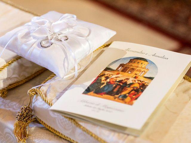Il matrimonio di Alessandro e Annalisa a Lonato del Garda, Brescia 25