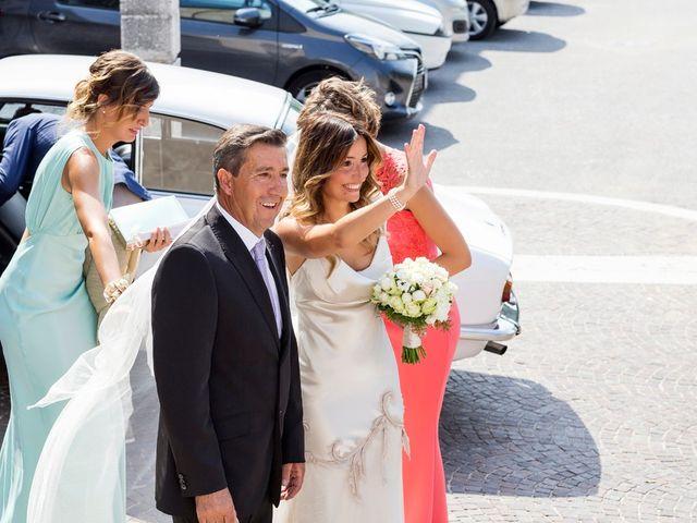 Il matrimonio di Alessandro e Annalisa a Lonato del Garda, Brescia 33