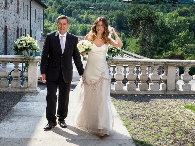 Il matrimonio di Alessandro e Annalisa a Lonato del Garda, Brescia 34