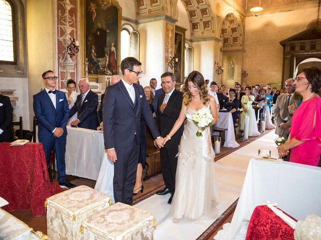 Il matrimonio di Alessandro e Annalisa a Lonato del Garda, Brescia 38