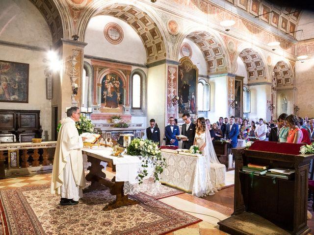 Il matrimonio di Alessandro e Annalisa a Lonato del Garda, Brescia 40