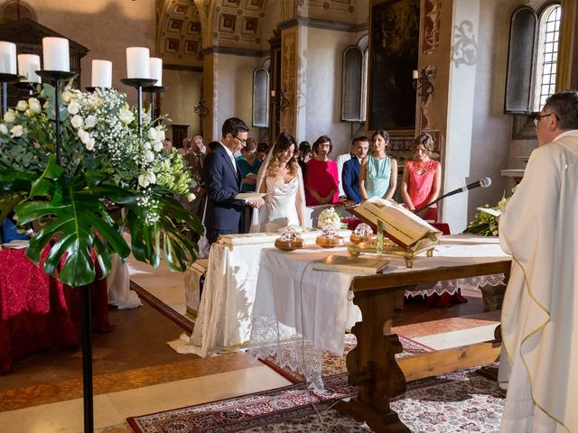 Il matrimonio di Alessandro e Annalisa a Lonato del Garda, Brescia 41