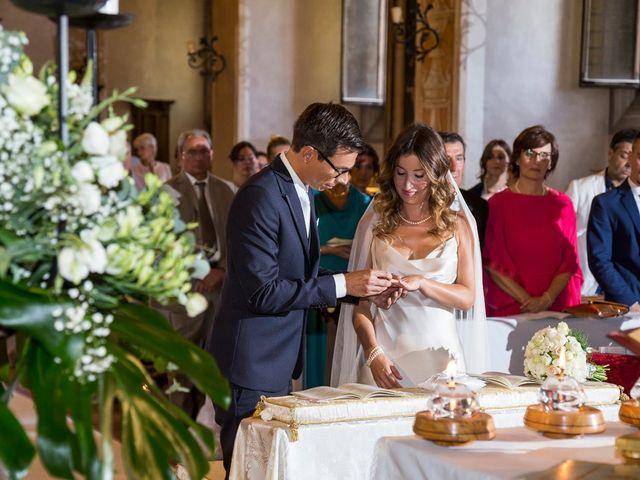 Il matrimonio di Alessandro e Annalisa a Lonato del Garda, Brescia 42
