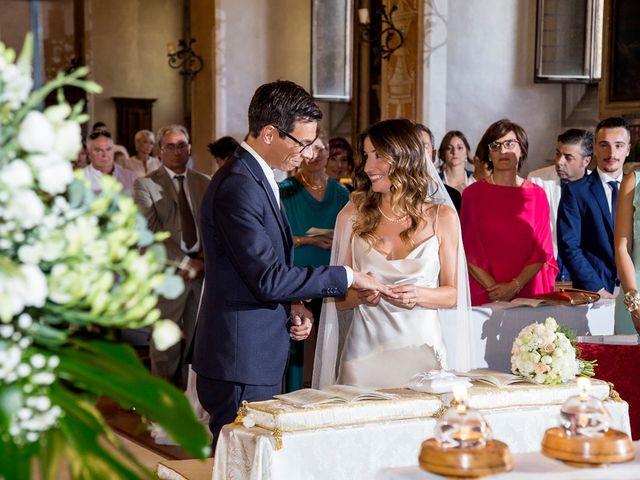 Il matrimonio di Alessandro e Annalisa a Lonato del Garda, Brescia 43