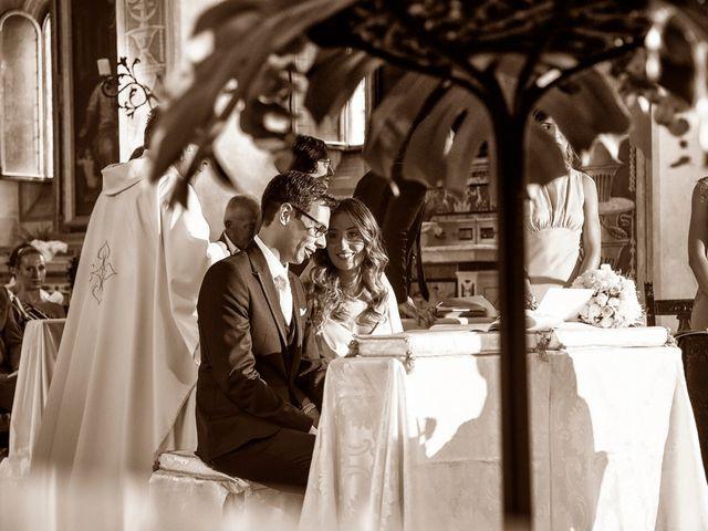 Il matrimonio di Alessandro e Annalisa a Lonato del Garda, Brescia 45