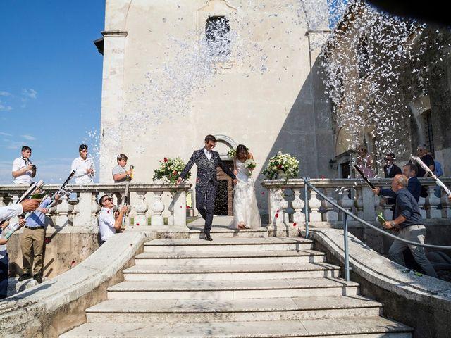Il matrimonio di Alessandro e Annalisa a Lonato del Garda, Brescia 47