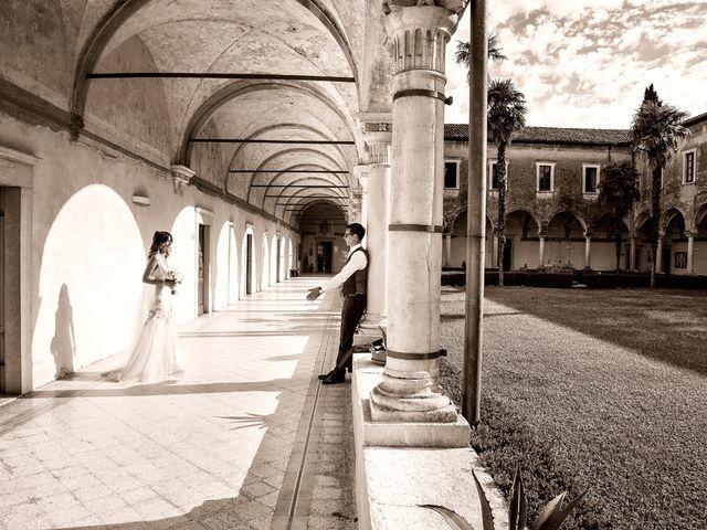 Il matrimonio di Alessandro e Annalisa a Lonato del Garda, Brescia 52