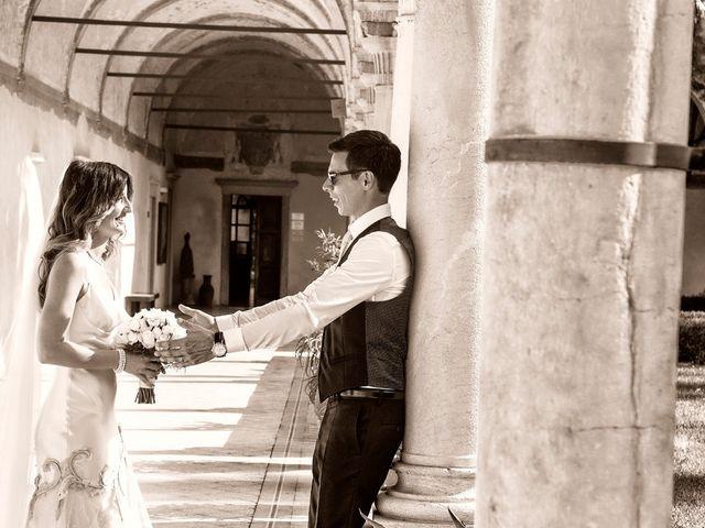 Il matrimonio di Alessandro e Annalisa a Lonato del Garda, Brescia 53