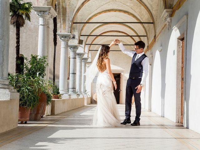 Il matrimonio di Alessandro e Annalisa a Lonato del Garda, Brescia 55