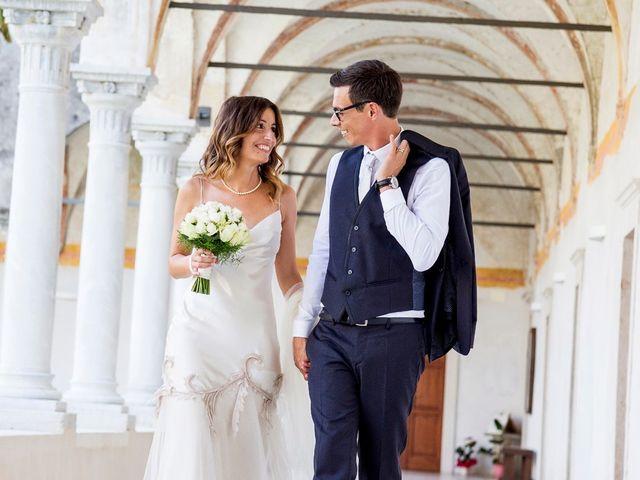 Il matrimonio di Alessandro e Annalisa a Lonato del Garda, Brescia 56