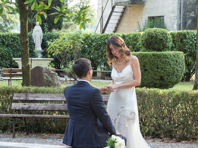 Il matrimonio di Alessandro e Annalisa a Lonato del Garda, Brescia 57