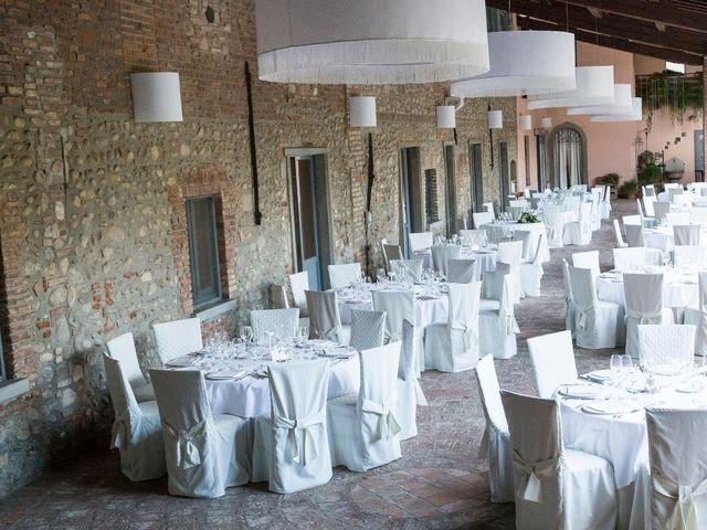 Il matrimonio di Alessandro e Annalisa a Lonato del Garda, Brescia 58