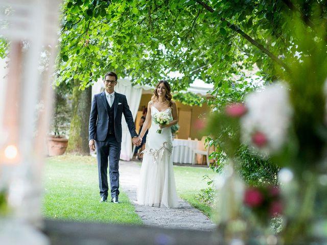 Il matrimonio di Alessandro e Annalisa a Lonato del Garda, Brescia 65