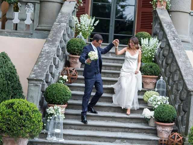 Il matrimonio di Alessandro e Annalisa a Lonato del Garda, Brescia 72