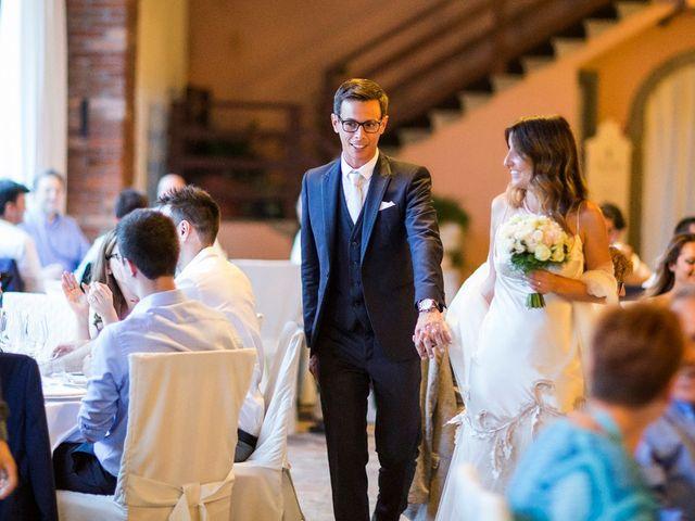 Il matrimonio di Alessandro e Annalisa a Lonato del Garda, Brescia 77