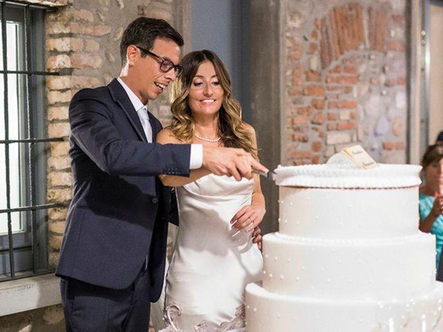Il matrimonio di Alessandro e Annalisa a Lonato del Garda, Brescia 82