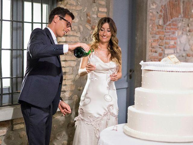 Il matrimonio di Alessandro e Annalisa a Lonato del Garda, Brescia 83