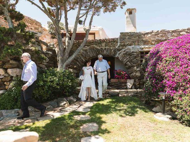 Il matrimonio di Bernhard e Karin a Stintino, Sassari 28