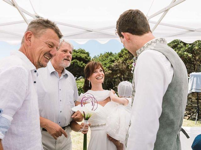 Il matrimonio di Bernhard e Karin a Stintino, Sassari 34