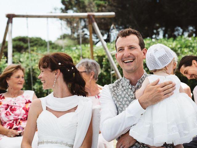 Il matrimonio di Bernhard e Karin a Stintino, Sassari 36