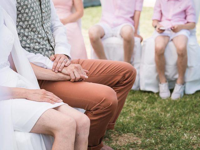 Il matrimonio di Bernhard e Karin a Stintino, Sassari 38