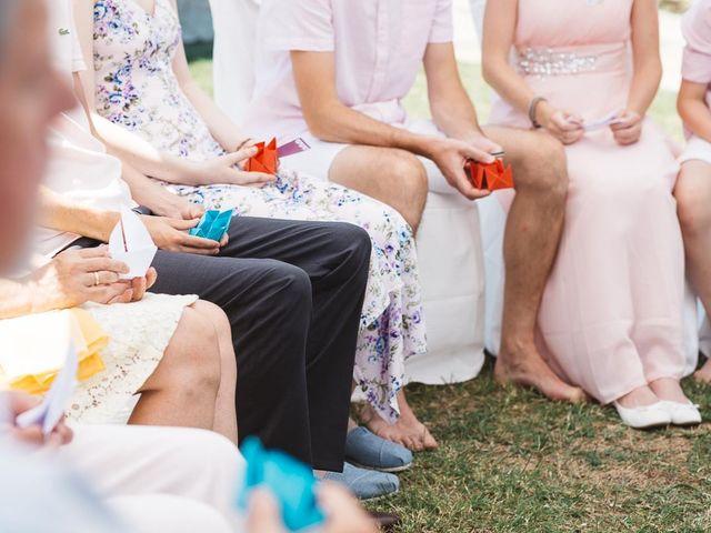 Il matrimonio di Bernhard e Karin a Stintino, Sassari 46
