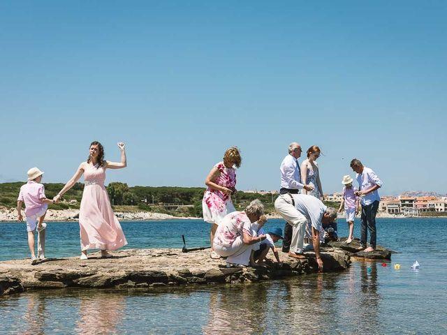 Il matrimonio di Bernhard e Karin a Stintino, Sassari 50