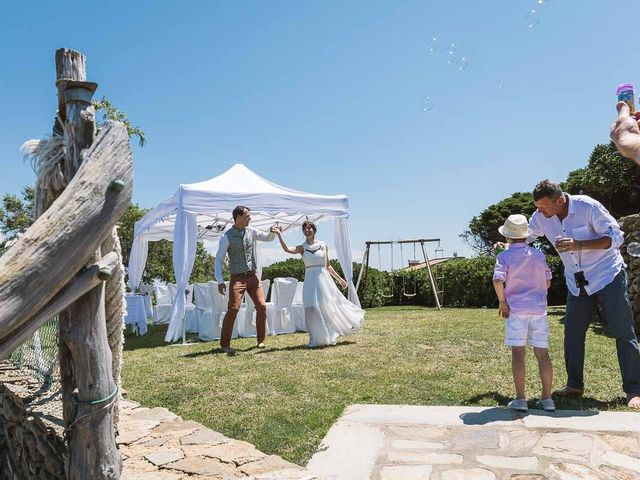 Il matrimonio di Bernhard e Karin a Stintino, Sassari 52