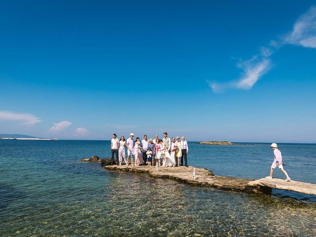 Il matrimonio di Bernhard e Karin a Stintino, Sassari 56