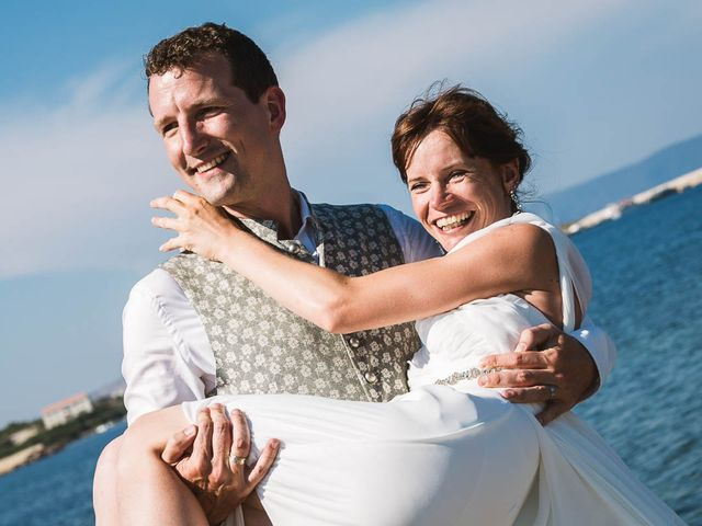 Il matrimonio di Bernhard e Karin a Stintino, Sassari 57