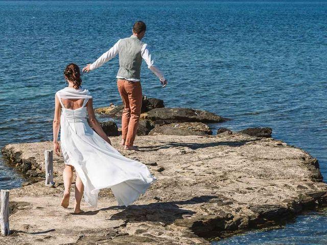 Il matrimonio di Bernhard e Karin a Stintino, Sassari 58