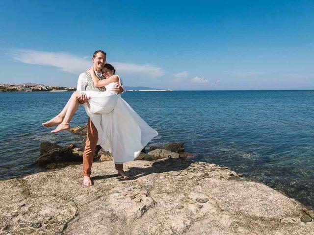 Il matrimonio di Bernhard e Karin a Stintino, Sassari 60