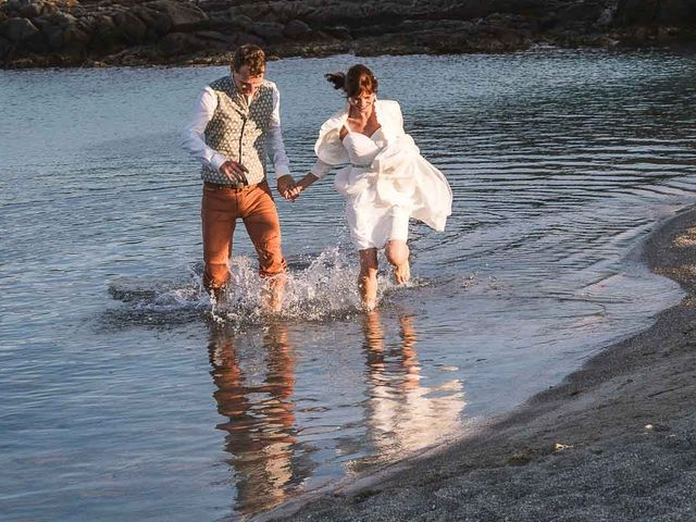 Il matrimonio di Bernhard e Karin a Stintino, Sassari 1