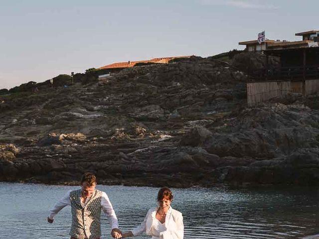 Il matrimonio di Bernhard e Karin a Stintino, Sassari 80