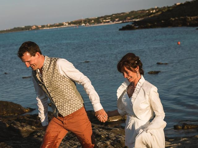 Il matrimonio di Bernhard e Karin a Stintino, Sassari 87