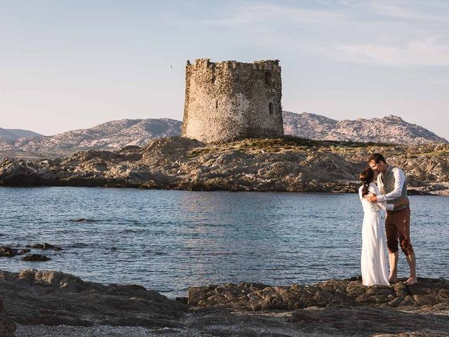 Il matrimonio di Bernhard e Karin a Stintino, Sassari 2