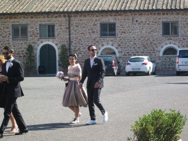 Il matrimonio di Linda e Vittorio a Roma, Roma 12
