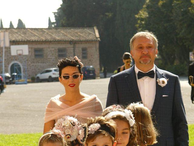 Il matrimonio di Linda e Vittorio a Roma, Roma 14