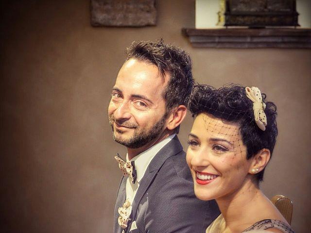 Le nozze di Vittorio e Linda