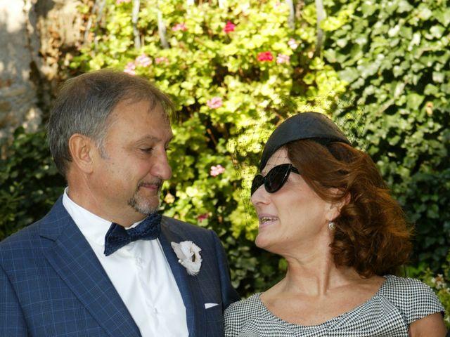 Il matrimonio di Linda e Vittorio a Roma, Roma 40