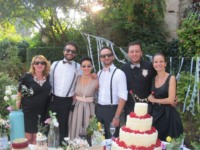 Il matrimonio di Linda e Vittorio a Roma, Roma 48