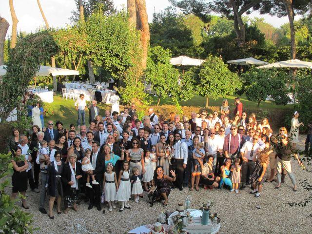 Il matrimonio di Linda e Vittorio a Roma, Roma 52