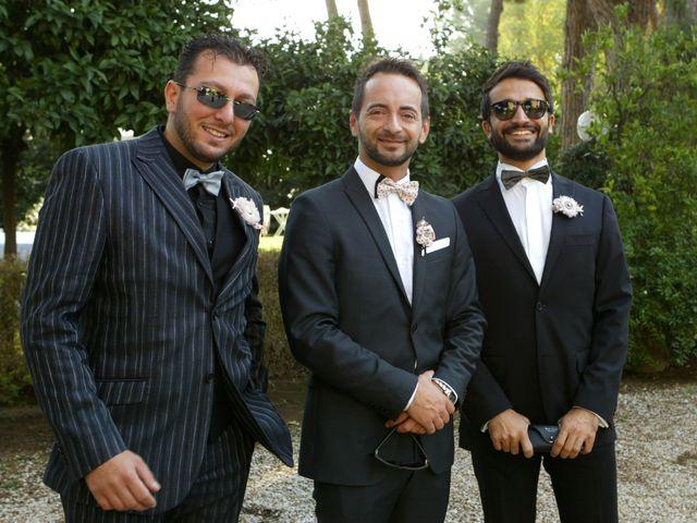 Il matrimonio di Linda e Vittorio a Roma, Roma 6