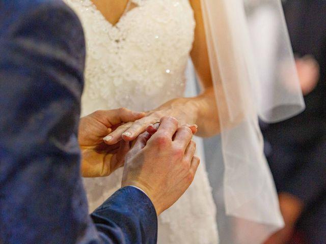 Il matrimonio di Battista e Valeria a Buriasco, Torino 2