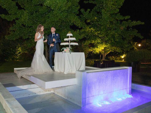 Il matrimonio di Battista e Valeria a Buriasco, Torino 11